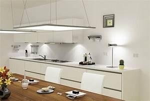 Eclairage Plafond Cuisine : o trouver le meilleurs dalles led classement ~ Edinachiropracticcenter.com Idées de Décoration