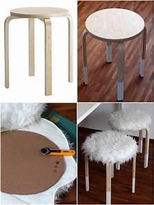 Tapis Fourrure Ikea : frosta d 39 ikea 20 id es pour le personnaliser blog ~ Teatrodelosmanantiales.com Idées de Décoration