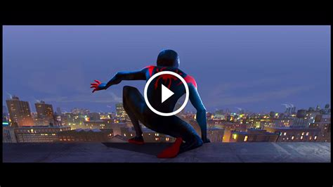 Spiderman Into The Spiderverse  First Trailer Marvel