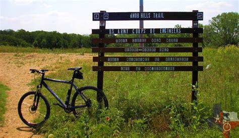 hill trail mountainbiketx trails prairies lakes knobb Knob