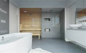 Sauna Für Badezimmer : klafs planungsideen ~ Lizthompson.info Haus und Dekorationen