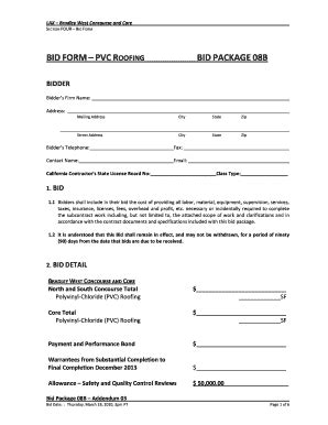 19 printable estimate template forms fillable sles in