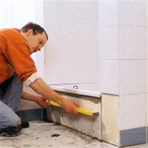 Duschwanne Mit Fliesenkleber Einbauen : perfektheimwerken badewanne einbauen und duschwanne einbauen ~ Eleganceandgraceweddings.com Haus und Dekorationen