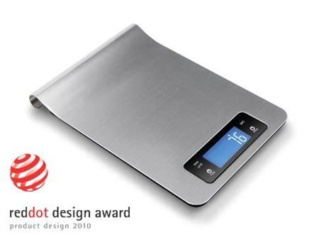 Design Digital Küchenwaage Briefwaage Edelstahl 5000g/1g