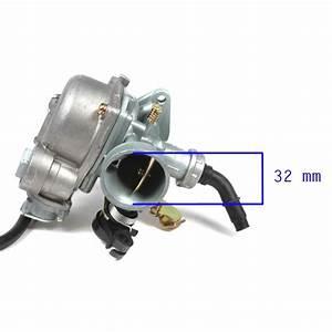 Chinese Atv Carburetor - V62