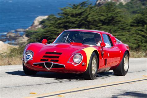 1965  1966 Alfa Romeo Giulia Tz2  Chassis Ar750117