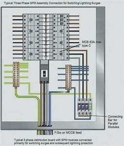 Surge Protector Wiring Diagram