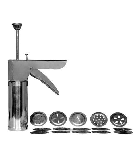 Noorstore Stainless Steel Kitchen Press, Murukku Maker