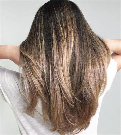 top  trendiest hair color ideas  brunettes fashiotopia