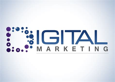 Digital Marketing Logos