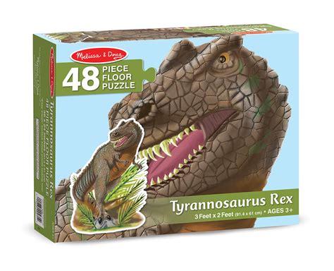 And Doug Dinosaur Floor Puzzles by Tyrannosaurus Rex Shaped Floor Puzzle 431 T Rex