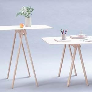 Hairpin Tischbeine Ikea : die besten 25 tischbock ideen auf pinterest ikea tischbock ikea tischbeine und trestle ~ Eleganceandgraceweddings.com Haus und Dekorationen