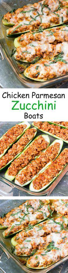 Zucchini Boats No Meat by Best Feisty Beyond Meat Recipe On Pinterest