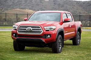 Toyota Ampl U00eda Producci U00f3n De Tacoma En M U00e9xico