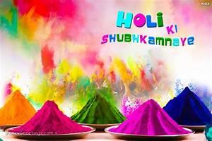 Holi Ki Shubhka... Holi Ki Quotes