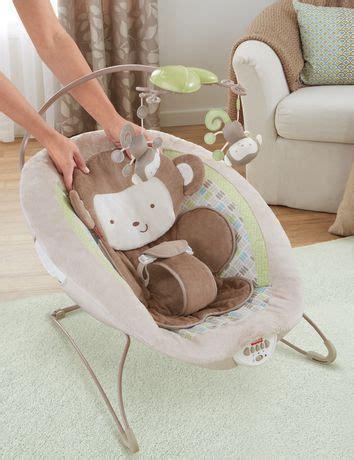 siège sauteur bébé siège sauteur mon petit singe de luxe de fisher price