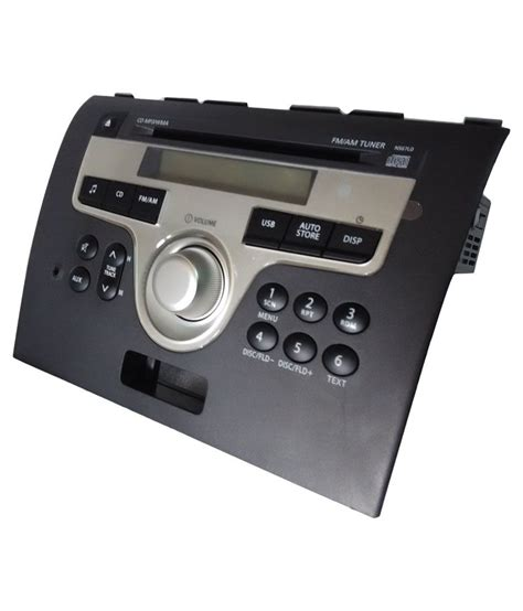 Aux Not Working In Car by Nippon Usb Car Stereo For Maruti Wagon R Black Buy