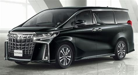 Review Toyota Alphard by 2019 Toyota Alphard Executive Lounge Review Price