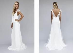 robe mariee boheme chic With robe de mariée chic et bohème