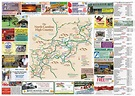 Avery County Attractions Map - Banner Elk NC • mappery