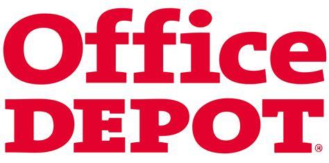 bureau depot office depot logos