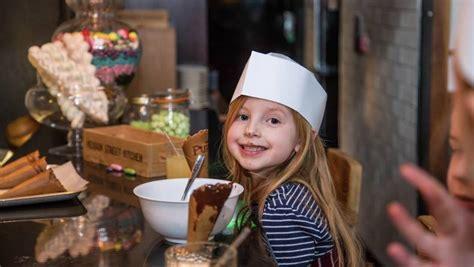 Build Your Own Ice Cream Bar ? Heddon Street Kitchen