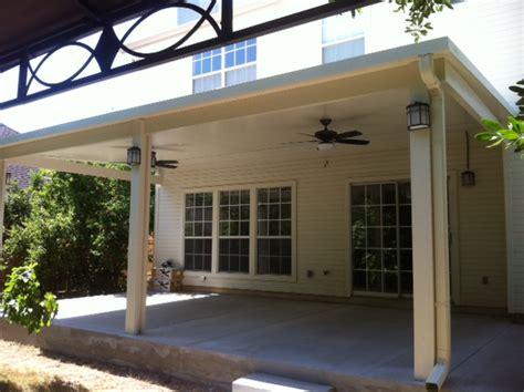 aluminum patio covers  houston lone star patio builders