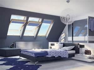 chambre sous toit conseils d39amenagement et deco ooreka With chambre sous les toits