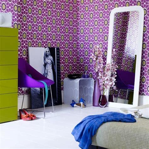 bedroom purple wallpaper purple wallpaper for rooms at inspired blogs 10606 | purple wallpaper bedroom