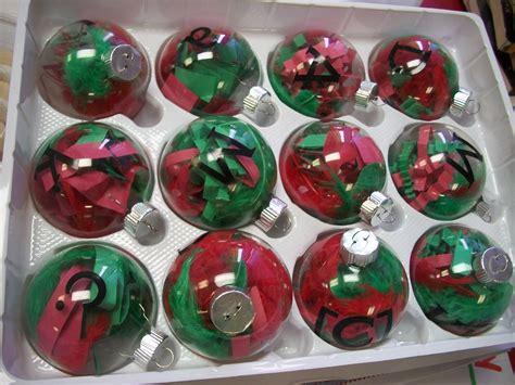 student christmas ornaments 6th grade scott foresman