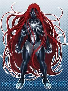 Symbiote Scarlet-MJ by FooRay on DeviantArt