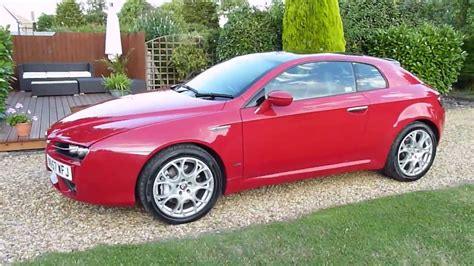Video Review Of Alfa Romeo Brera 32 V6 Sv Q4 For Sale