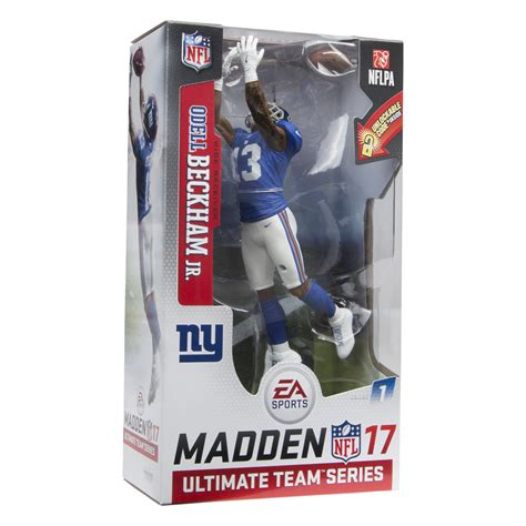mcfarlane toys madden ultimate team action figure series