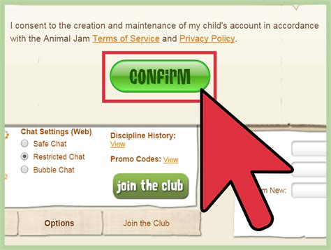 avoid hackers  animal jam  steps  pictures
