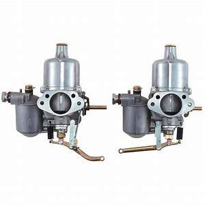 Genuine Su Carburetor Sets For Mga - Carburetors