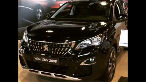 peugeot 3008 tuning new suv peugeot 3008 show