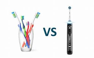 Electric vs Manual Toothbrushes: Which should you choose ...