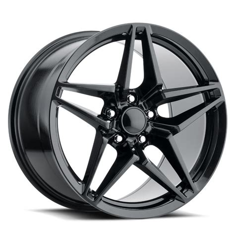 zr corvette replica wheels fr  factory reproductions