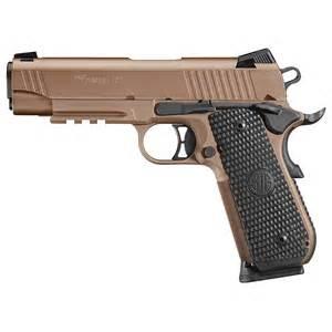 45 Pistol Sig Sauer 1911