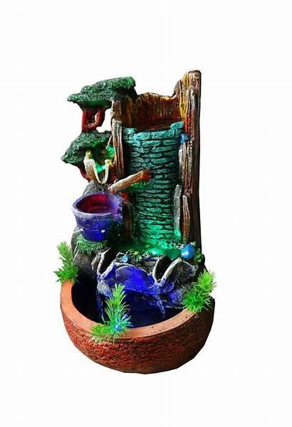 Fountain Water Nvr Handicraft Office
