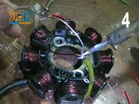 Cara Memperbaiki Pulser Motor by Cara Geser Pengapian Funnydog Tv