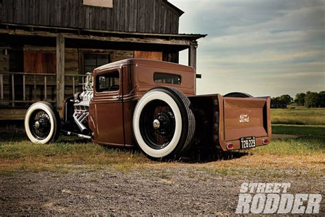Ford Pickup Tucker Toy Truck Hot Rod Network