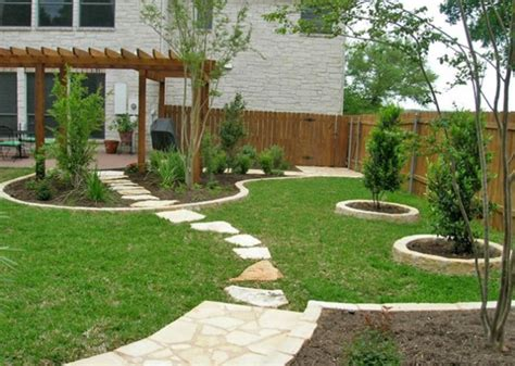 simple backyard landscape designs 16 simple but beautiful backyard landscaping design ideas
