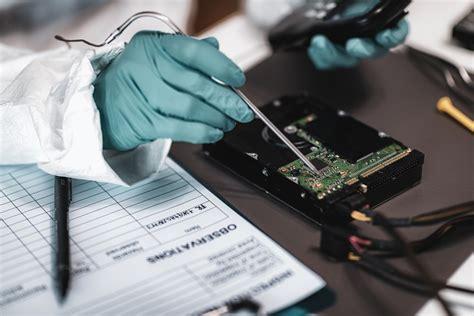 Process of Digital forensics   Precise Digital