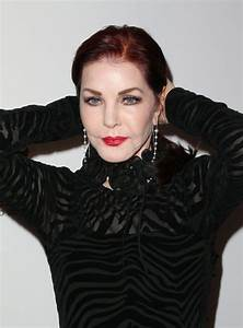 PRISCILLA PRESLEY at Humane Society of the United States ...