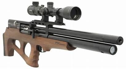 Fx Wildcat Mkii Precharged Rifle Walnut Air