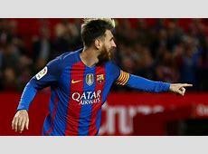 Messi Barcelona star continues fantastic Sevilla goal