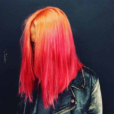 Hair In The Orange Hair Category