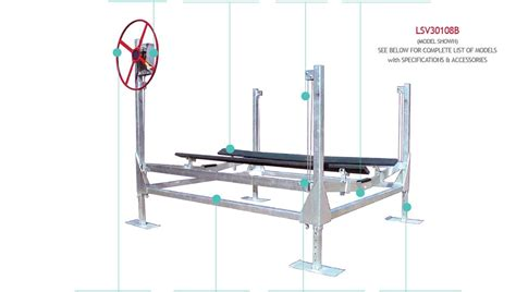 Vertical Boat Lift Cable Routing vertical lifts
