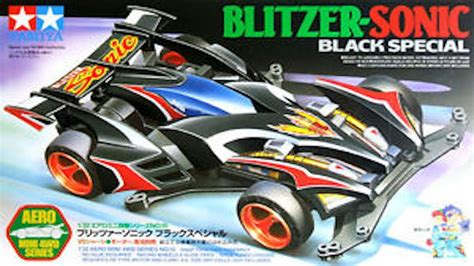 Building The Blitzer Sonic Black Special